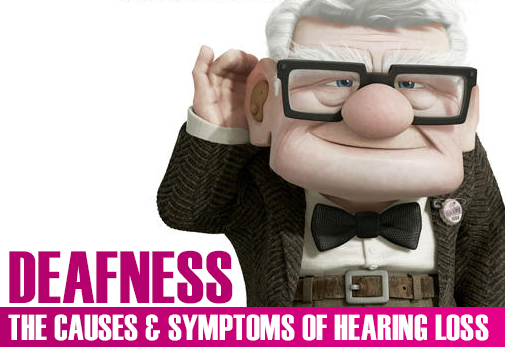 Causes and Symptoms of Hearing Loss