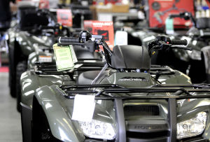 State to require permits, fees for most ATVs
