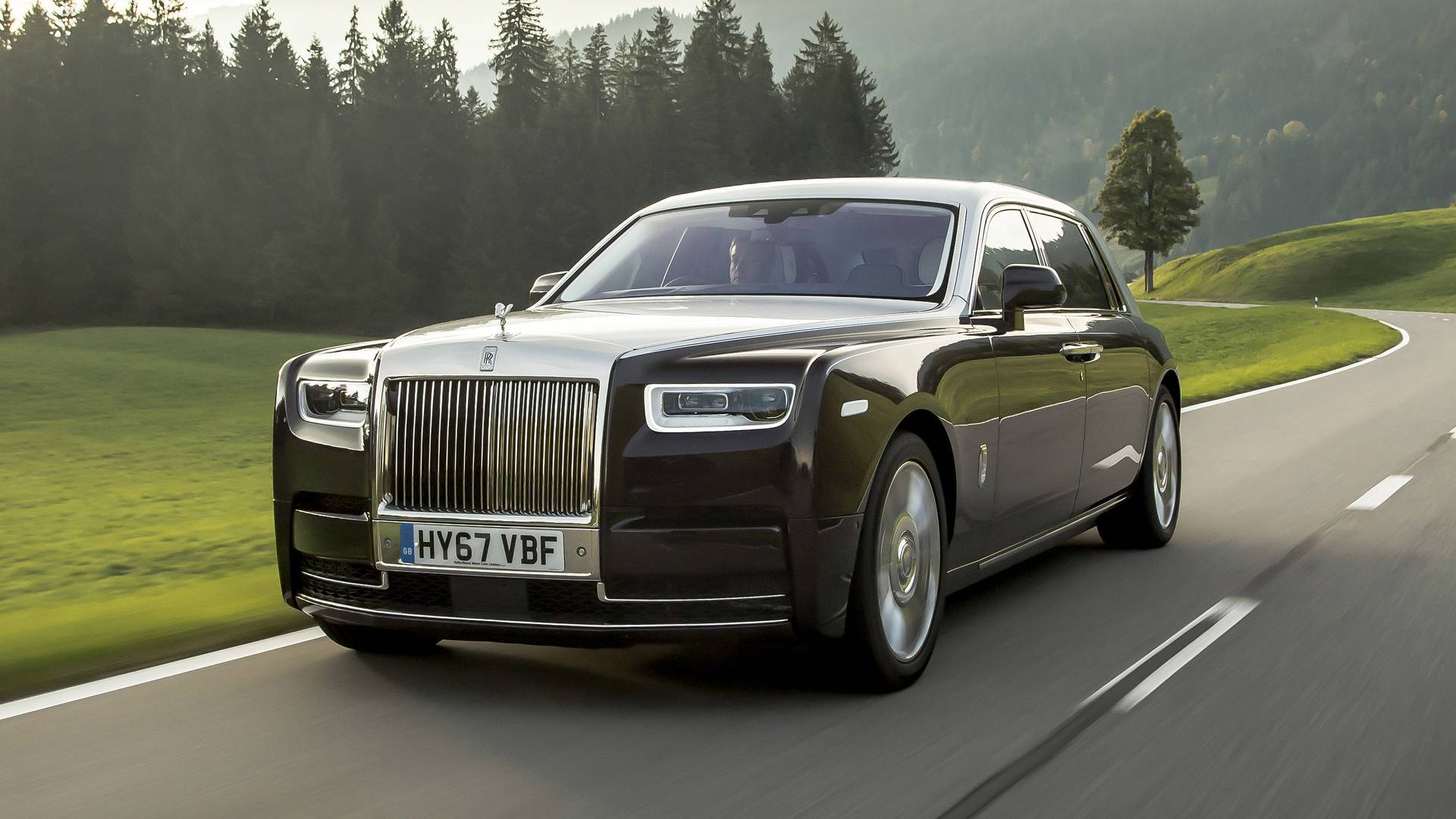 Rolls-Royce Phantom VIII