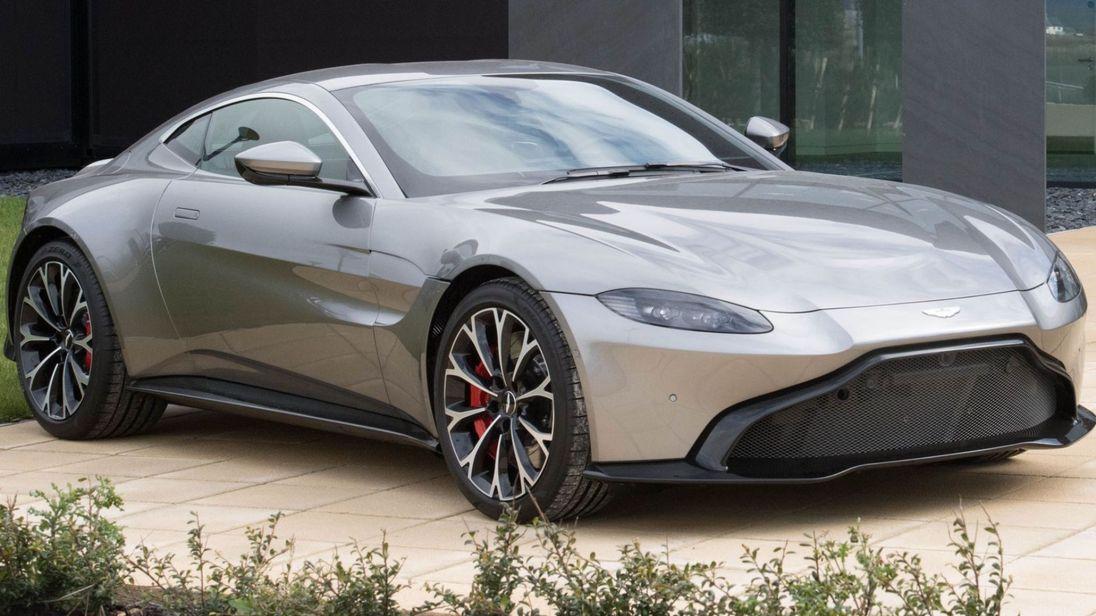 Skynews Aston Martin