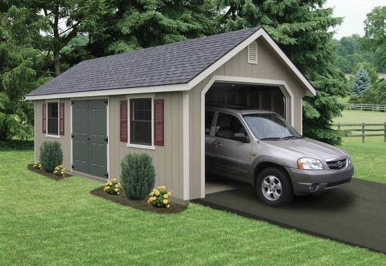 why choose detached garage