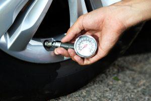 Check tire