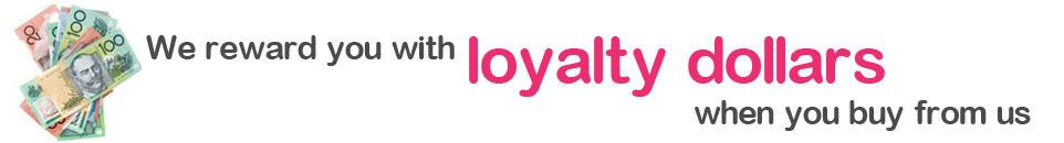 Loyalty Dollars banner