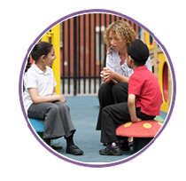 positive behaviour in primary classrooms