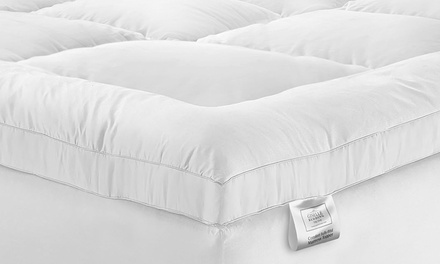 1000GSM Memory Microfibre Mattress Topper: Single ($49), King Single ($59), Double ($65), Queen ($69) or King ($79)