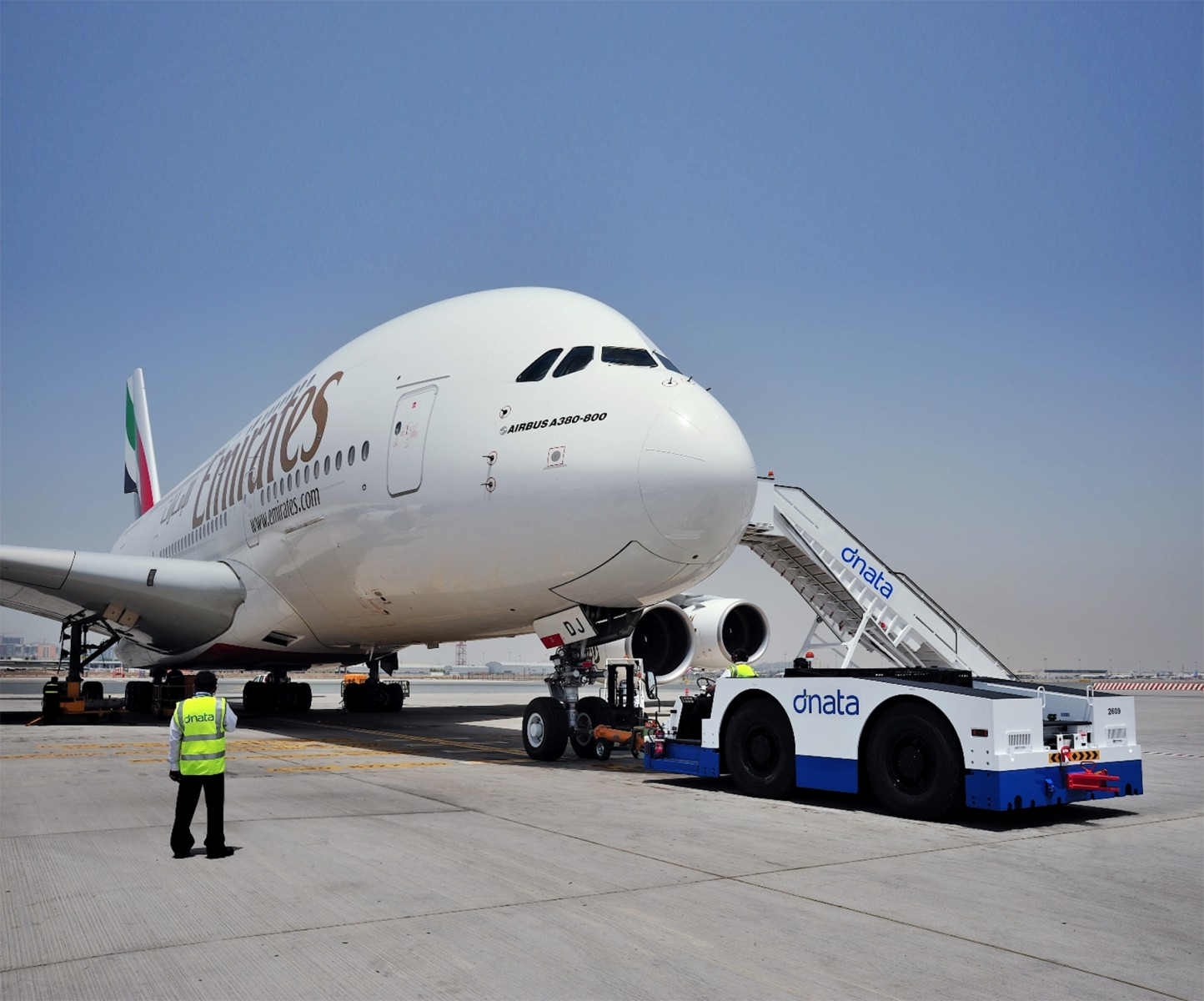 Emirates Group's business response to COVID-19