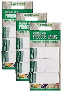 Earthwise Reusable Mesh Produce Bags