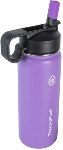 Thermoflask 50059 Double Stainless Steel Insulated Water Bottle, 18 oz