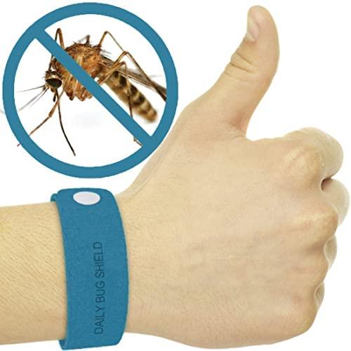 Natural Mosquito Repellent Bracelets