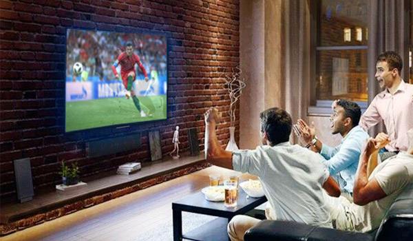 xem bóng đá trực tuyến trên tivi
