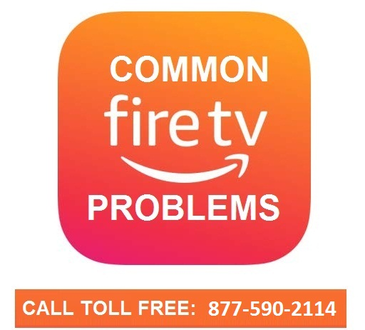 common fire tv problems