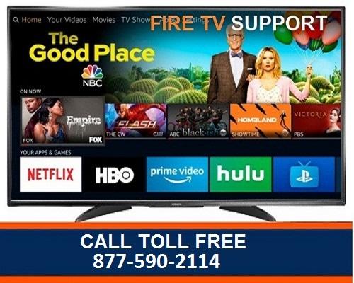 fire tv support