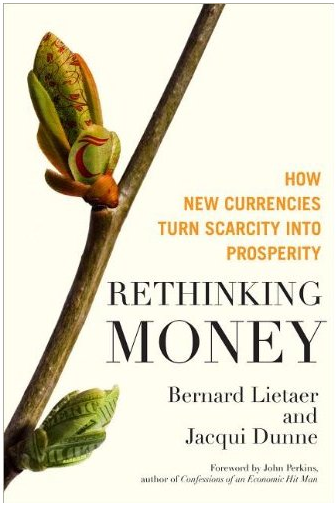 rethinking money book cover