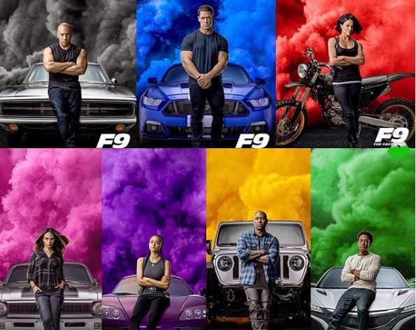 John Cena included in the cast for Fast and Furious 9 -