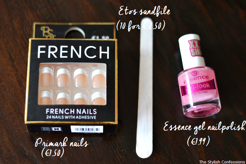tutorial, how to do your nails at home,  false nails, nails, primark, beautyblogger, dutch fashion blogger, gel nails at home, diy, malu swartjes, the stylish confessions