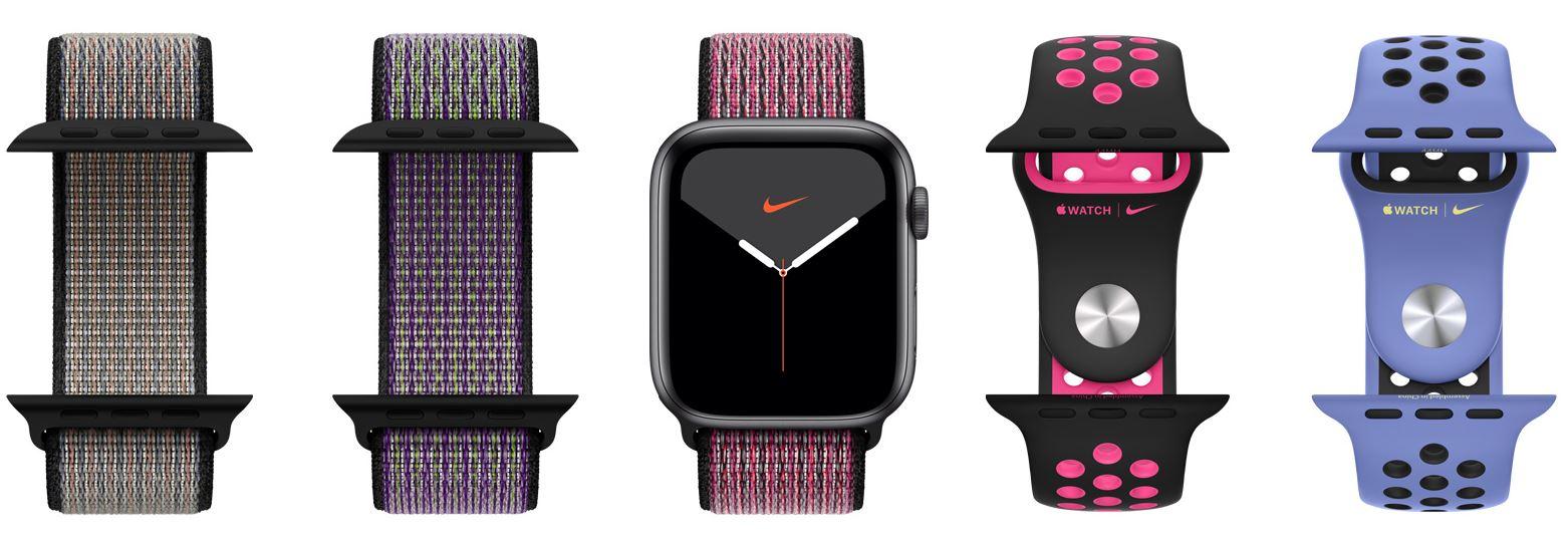 Apple Watch Series 5 Cellular 40mm viền nhôm dây cao su dây đeo
