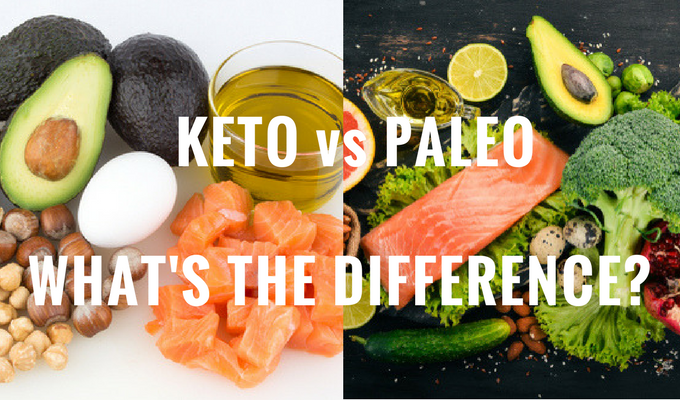 What's the Difference Between the Keto and Paleo Diets?