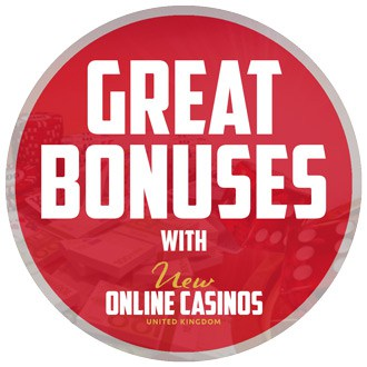 new online casinos promotions and bonuses at new casino