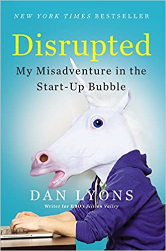 Disrupted Business books 2016
