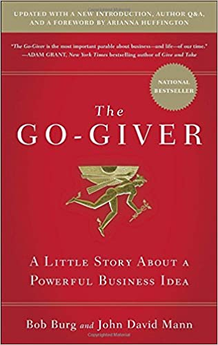 the go-giver business books 2016