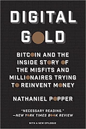 digital gold business books 2016