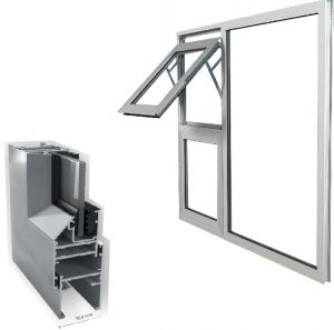 advance fenestration, crealco casement 30.5 windows product image