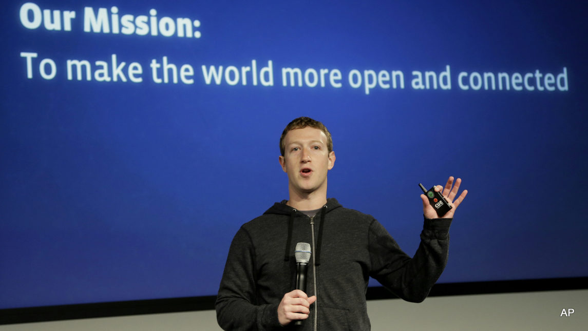 """Google, Facebook, Twitter Clamor for an """"Open Net�? While Gearing Up Their Censorship Divisions"""