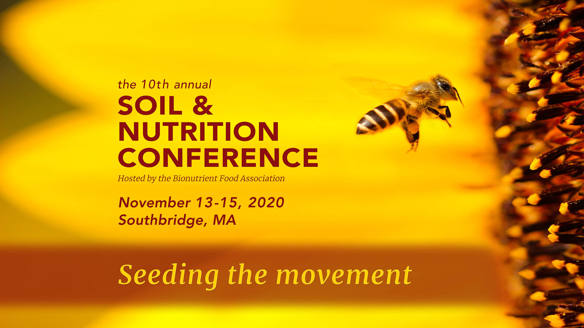 Soil & Nutrition Conference