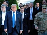 Joint Chiefs of Staff Chairman Sorry for Joining Trump Church Walk