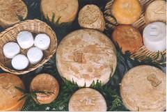 Les fromages de la vallée d'Aspe