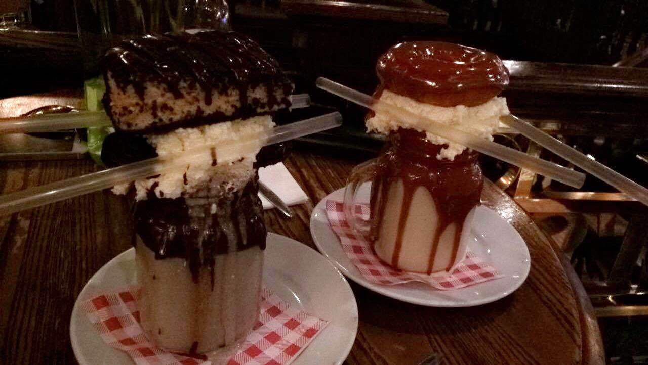 Image result for Oreo Cookie Freakshake – Maxwell Bar and Grill