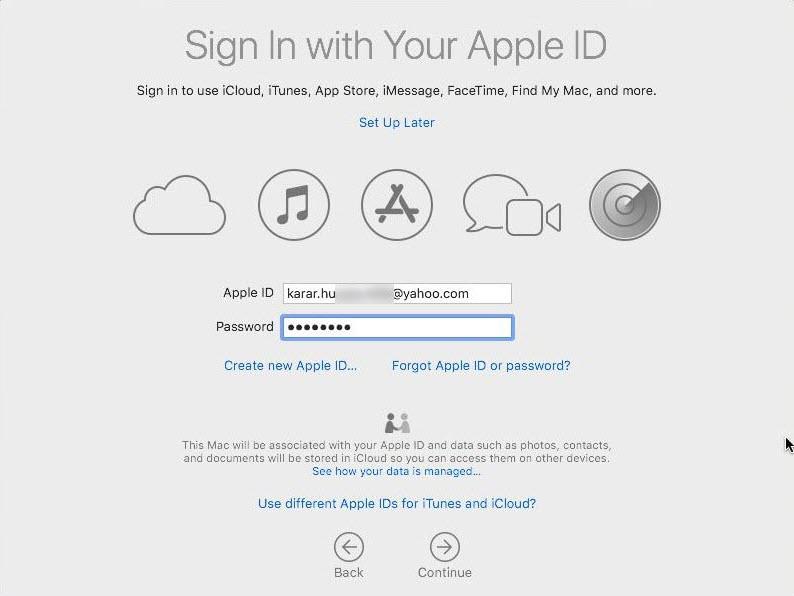 Install macOS Mojave on VirtualBox on Windows