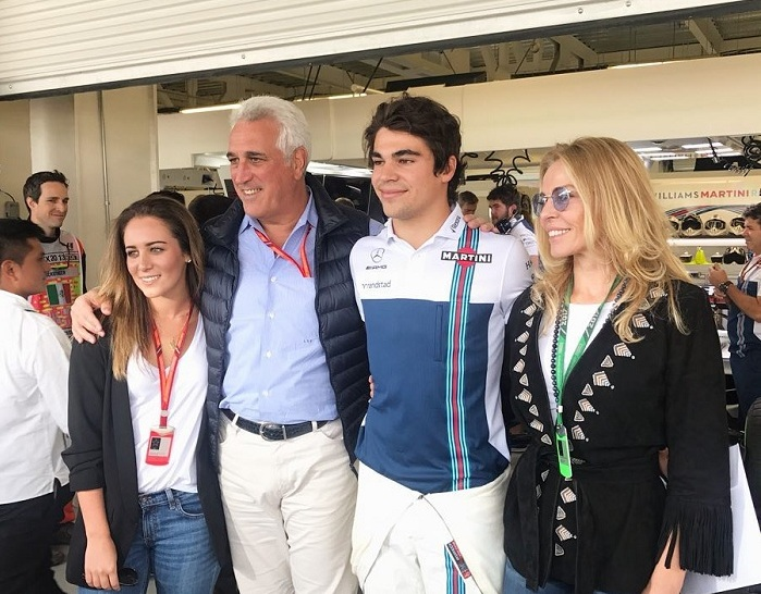 lawrence stroll family