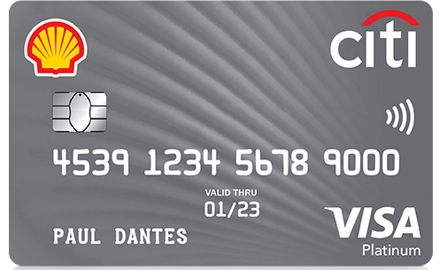 Shell Citi Visa Credit Card, The Best Petrol Credit Cards For Filipinos