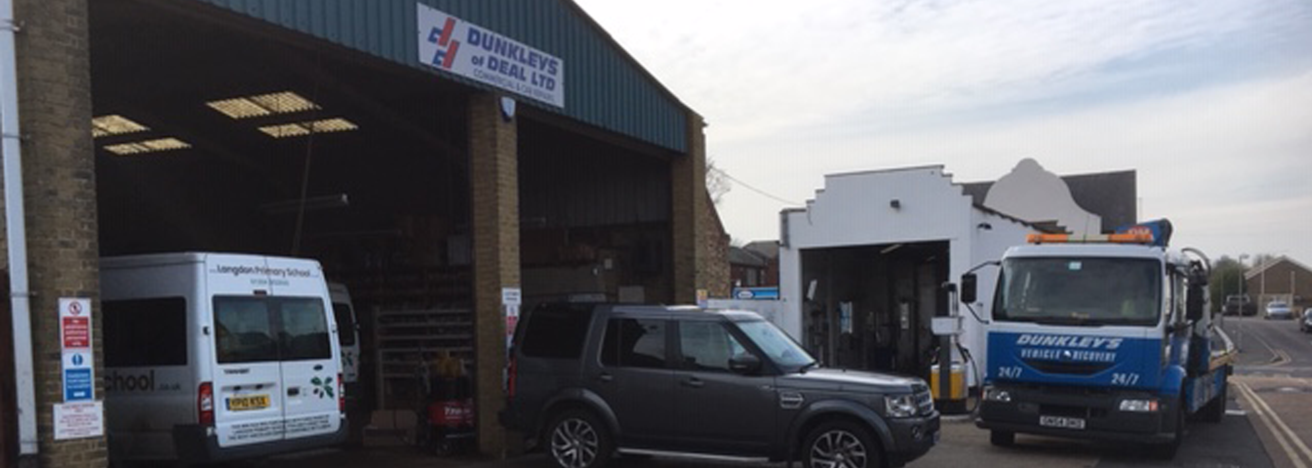 MOTs, Cars, Motorhomes and Commercials in Deal, Kent