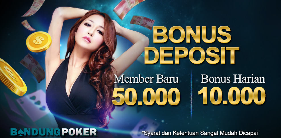 Slide %2528 bonus deposit %2526 harian %2529