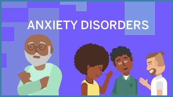 Video introduction to anxiety disorders