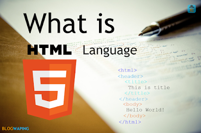 HTML Language: Basics Guide For Beginners