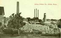 Athens Pottery Company, Athens, Texas early 1900s