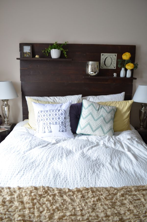100 Inexpensive And Insanely Smart Diy Headboard Ideas For Your Bedroom Design Homesthetics 32