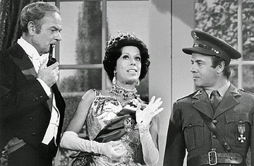 The Carol Burnett Show Hollow Hero sketches