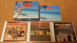 The Beach Boys History Box Vol. 2 JAPAN Set TOCP-7764