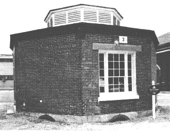 Photo of the Tar House outside