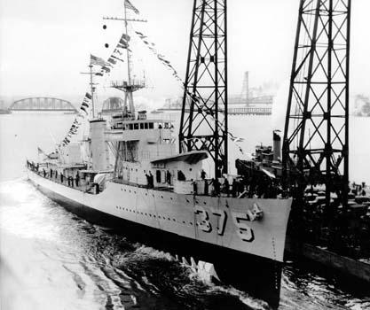 USS Downes photo