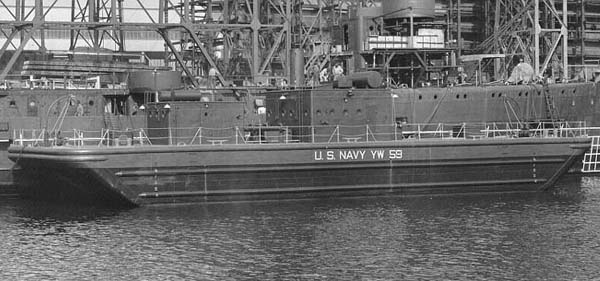 Water Barge YW-59