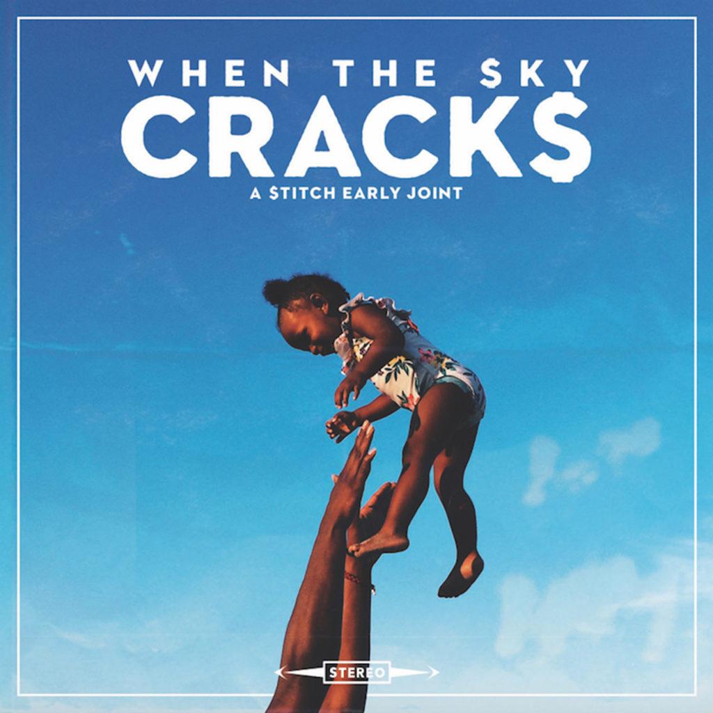 When The Sky Cracks Album Cover