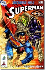 P00262 - 254 - Sacrificio 1 - Tacto - Superman #219