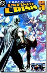 P00205 - Countdown to Infinite Crisis #202