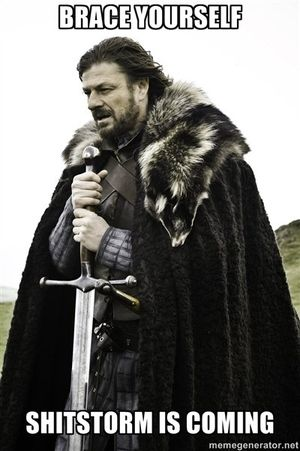 Brace Yourself, X is Coming