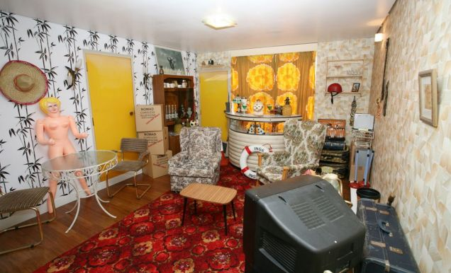 Only Fools and Horses Peckham flat